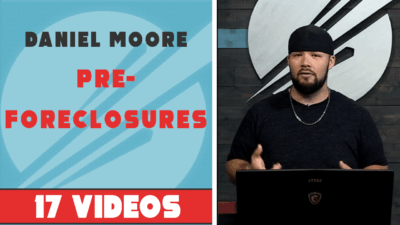 How to Stop a Foreclosure - Daniel Moore