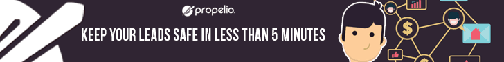 Propelio: Keep Your Leads Safe in Less Than 5 Minutes