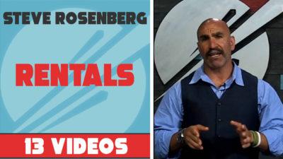 Steve Rosenberg - Rentals